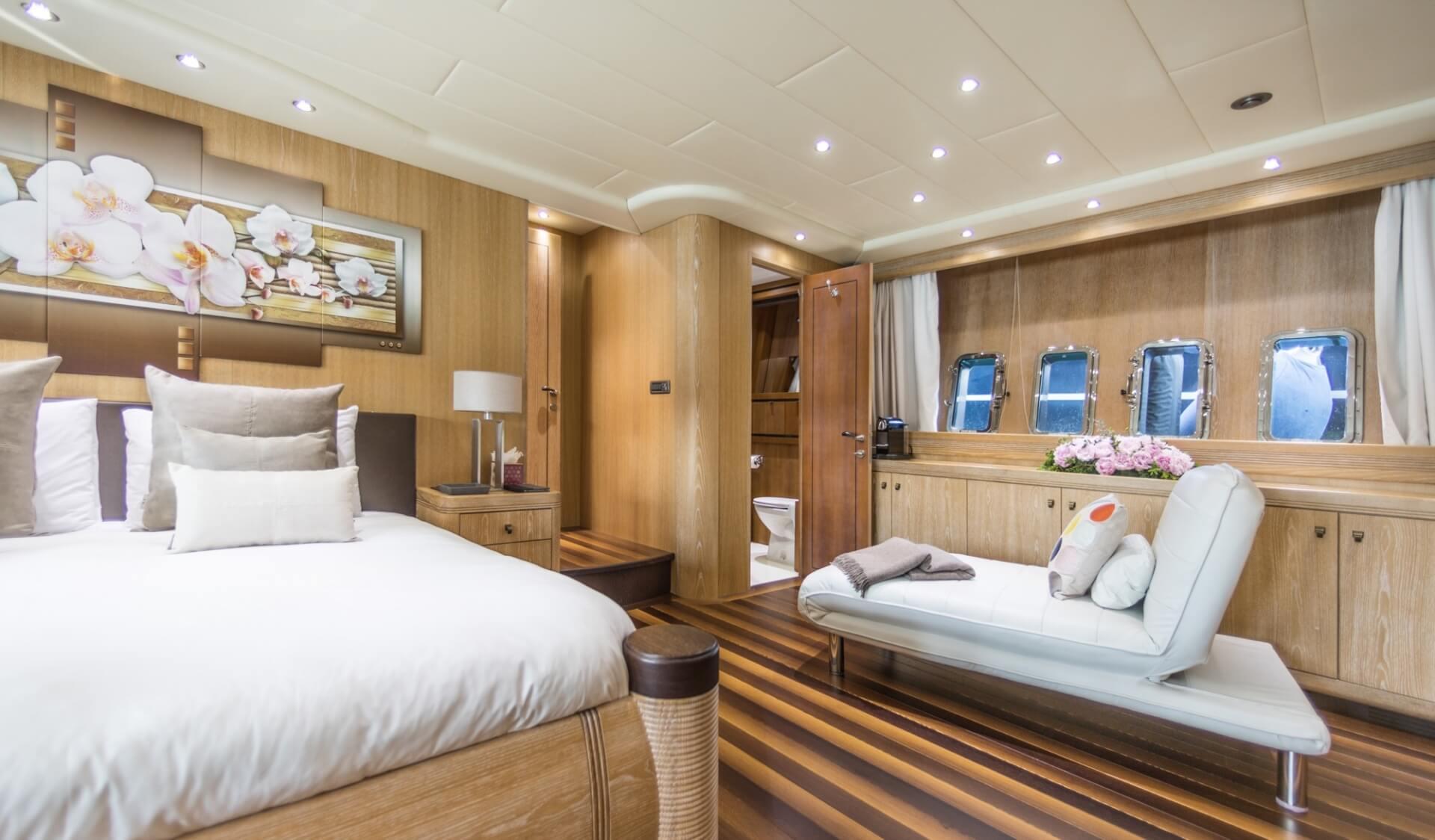 Mangusta 108 Jff Yacht Charter In Saint Tropez Monaco And Cannes